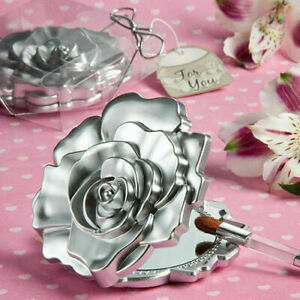 Wedding Shower Party Favors 30-120 High Heel Shoe Design Mirror Compacts