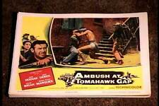 AMBUSH AT TOMAHAWK GAP 1953 LOBBY CARD #3 NATIVE AMERICAN INDIAN WESTERN