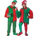 BUYSEASONS Elf Hat Tunic and Shoe Deluxe Set Christmas Costume - Adult Plus Size