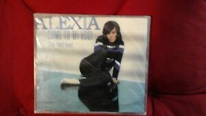 ALEXIA-COME-TU-MI-VUOI-YOU-NEED-LOVE-CD-SINGOLO