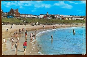 West-Strand-Portrush-Postcard-Co-Antrim-Northern-Ireland