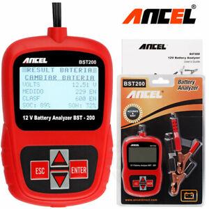 ANCEL-BST200-Digital-Battery-Analyzer-12V-100-1100CCA-Car-Battery-Load-Tester