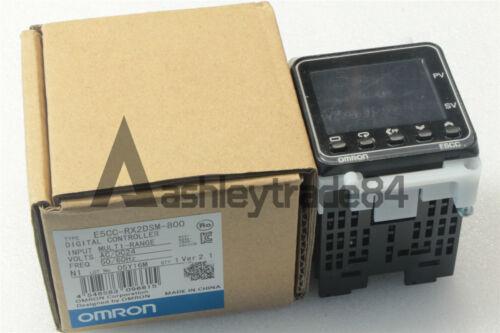 Nouveau 1PCS OMRON Contrôleur de Température E5CC-RX2DSM-800 24VAC//DC