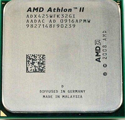 AMD Triple Core CPU Athlon II X3-425 2.7GHz Socket AM3