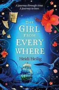 Very-Good-The-Girl-From-Everywhere-Paperback-Heilig-Heidi-1471405109