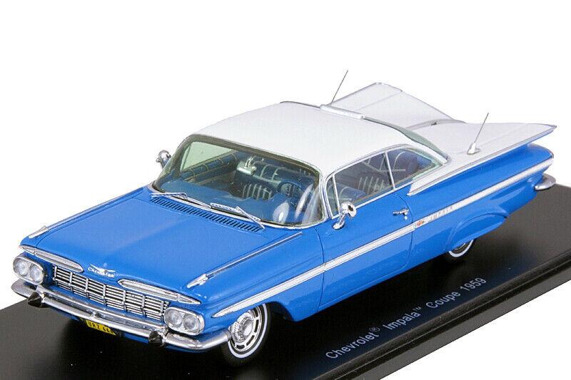 hasta un 60% de descuento Chevrolet Impala Coupe 1959 Spark 1 43 43 43 S2902  protección post-venta
