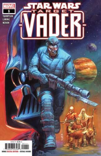 STAR WARS TARGET VADER #1 Marvel Comics VF// NM 2019