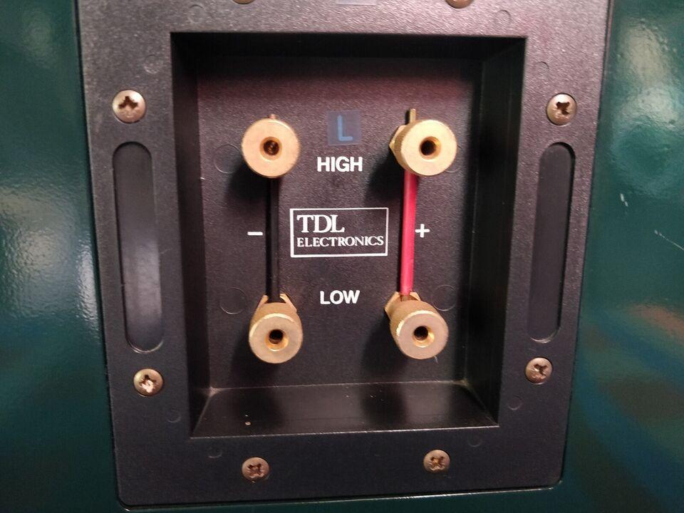 Højttaler, TDL Electronics, Reference Standard