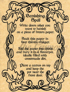 Spells From The Book Of Shadows