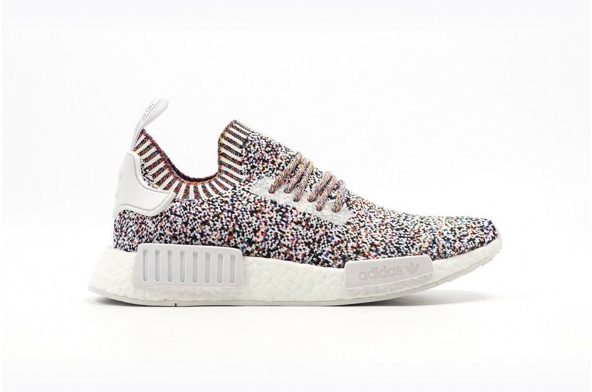 Adidas NMD R1 Colour Static Rainbow BW1126