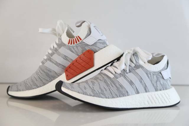 NEW Mens Adidas NMD_R2 PK  Running Trainers BY9410