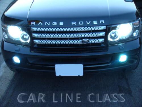 Pair D2S Bulbs Xenon Hid 5000K White Replacement Range Rover MK3 L322 2002-2006