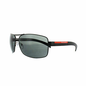 cf828c4fda83e ... purchase prada sport sunglasses ps 54is 1bo1a1 matte black 65mm 18d3d  333bf