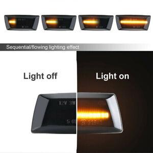 Dynamic-Side-Indicator-LED-Repeater-Light-For-Adam-Astra-H-Meriua-Corsa-Zafira-B