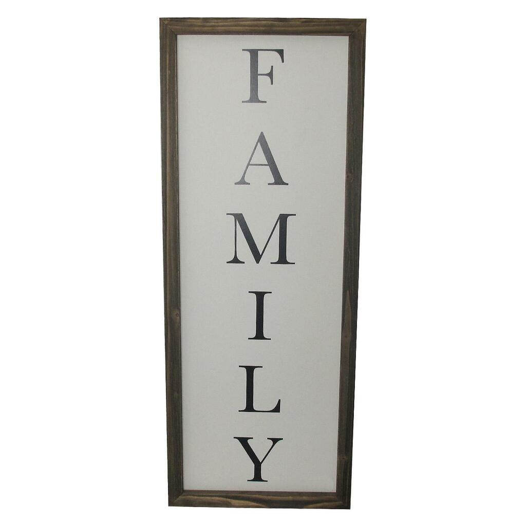 Farmhouse 36 Inch Wall Sign (Family) | Ebay
