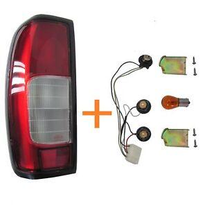 Luz-Trasera-Para-Nissan-Navara-D22-Pickup-D23-Lampara-De-Cola-Lente-Izquierda-N-S-carea-Nuevo