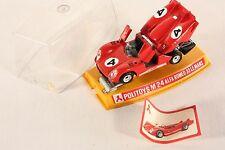 Politoys M 24, Alfa Romeo 33 Le Mans, Mint in Box     #ab710