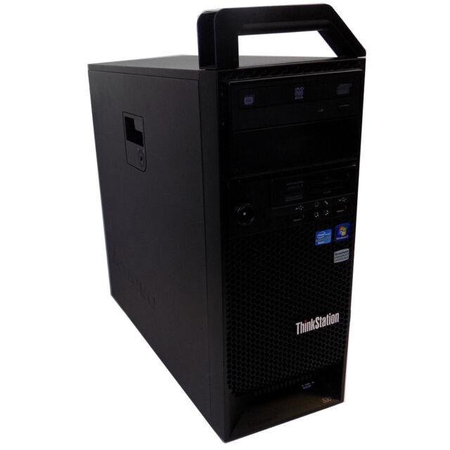 Lenovo ThinkStation S30 Workstation Intel Xeon E5-2609 2.40Ghz 16GB Quadro 600
