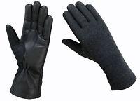 Nomex Flight Pilot Fire Resistant Tactical Leather Gloves-xs,s,m,l,xl,xxl