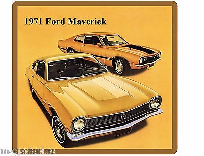 Tool Box Magnet Gift Card Insert 1949 Ford Auto Refrigerator