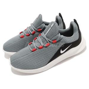 reputable site 8b4dc 7f002 Image is loading Nike-Viale-Grey-Red-White-Black-Men-Running-