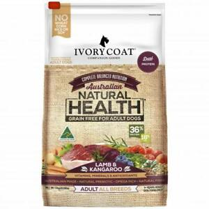 Ivory-Coat-Dry-Dog-Food-Lamb-amp-Kangaroo-13Kg