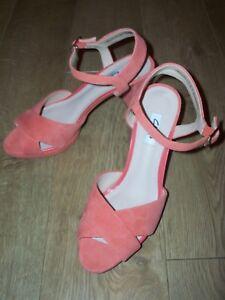 Sandals D New Choice Clarks Of Size Width Petal Kendra Platform HHqvnxwZU