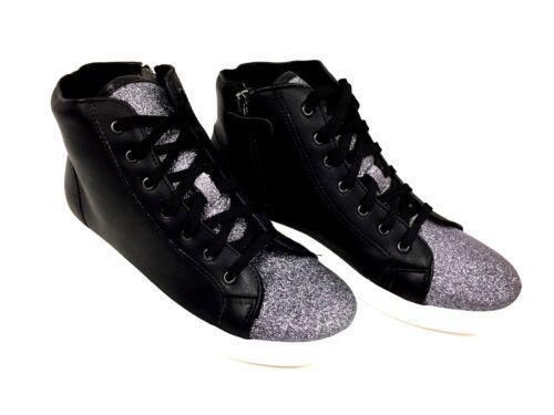 Noir Chaussures Paillettes 5 Taille Fr Us 7 38 Guess Femme Avec 515nHTA