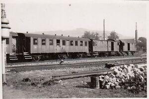 orig-foto-ca-8x6cm-Train-Wagons-G455
