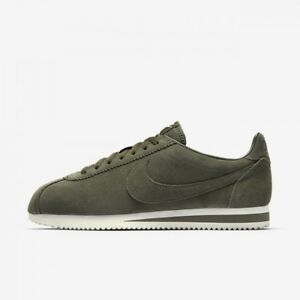 buy popular 03963 2052f ... promo code for image is loading nike classic cortez se cargo khaki  green 902801 01322 4b92d