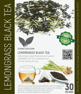 Dried lemongrass tea for weight loss