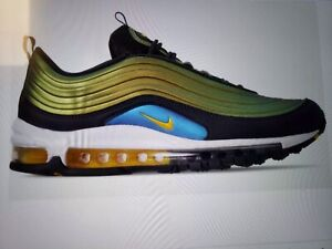 Details about Nike Air Max 97 LX Mens AV1165 002 Amarillo Anthracite Running Shoes Size 11
