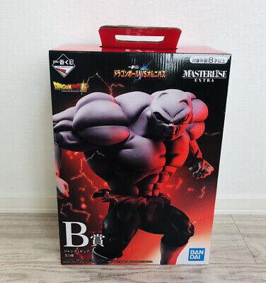 Ichiban kuji Dragonball Super vs Omnibus Masterlise Jiren Figure Prize B
