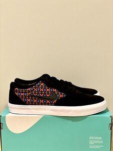 Details about NEW Nike SB Chron Solarsoft Premium Black CK0980-001 Men's Skate Shoes Size 11.5