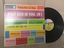 Sammy Davis Jr Sings What Kind of Fool Am I *Reprise R 6051 stereo