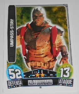 CARTA-FORCE-ATTAX-STAR-WARS-MARCA-TOPPS-N-81
