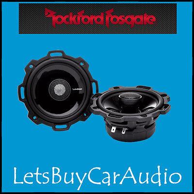 """Rockford Fosgate Power t142 4 /"""" de 80 vatios 2 Vías Full Range Altavoces Coaxiales 10 Cm"""