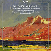 Babin / Bartok / Pal - Bartok & Babin: Concertos For Two Pianos & Orchestra [new on Sale