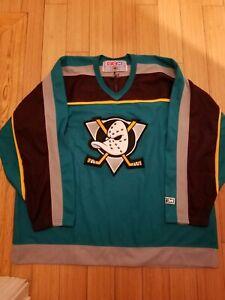 Vintage-CCM-Anaheim-Mighty-Ducks-NHL-Hockey-Jersey-size-XXL