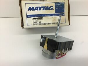 maytag coin operated dryer timer