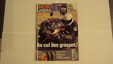 MOTO JOURNAL - n°1303 - 27/11/1997 - Suzuki GSX-R 750 Injection