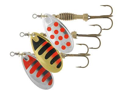 Spinner *BR-RVE2...* Rublex Veltic size #2-3,5g Spinning lure bait Köder