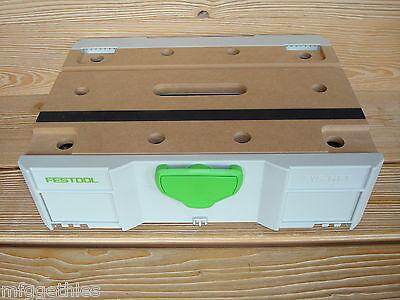 FESTOOL Systainer T-LOC,SYS MFT 500076  Deckel mit MDF Platte