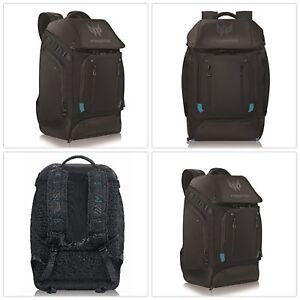 60fdb6f11efe9 Image is loading Acer-Predator-Utility-Backpack-Notebook-Gaming-Black-Teal