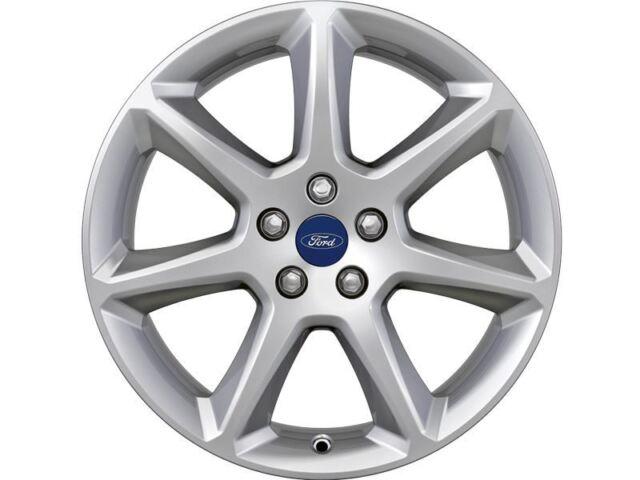 """0918 Ford Focus 17/"""" Y spoke Single Refurbished Alloy Wheel"""