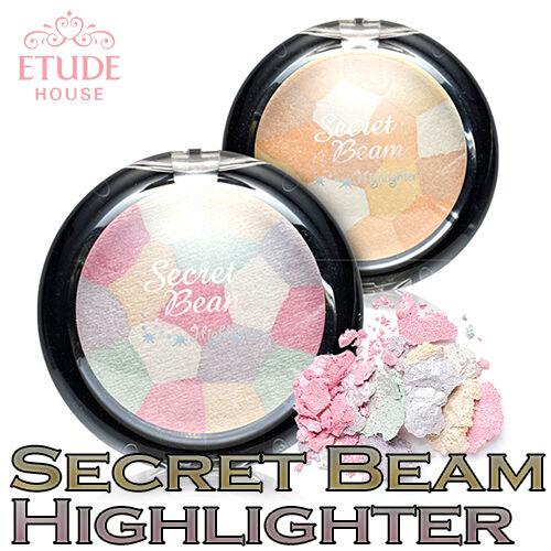 [ETUDE HOUSE]  Secret Beam Highlighter 9g #1 Pink & White / Korean cosmetics