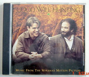 1997-039-S-COMPACT-DISC-GOOD-WILL-HUNTING-MUSIC-FROM-THE-MOTION-PICTURE