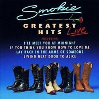Smokie Greatest hits (live, 1989) [CD]