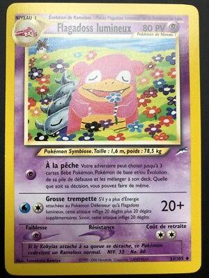 Carte Pokemon LOUPE 101//105 Unco Néo Destiny Wizard FR NEUF