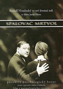 Details about The Cremator Czech classic WWII Juraj Herz English subtitles  dvd Spalovac mrtvol